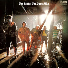Best of the Guess Who (180 gr.) - Vinile LP di Guess Who