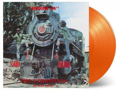 Engine 54 - Vinile LP di Ethiopians