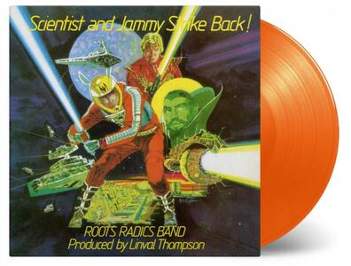 Roots Radics Band - Vinile LP di Prince Jammy,Scientist