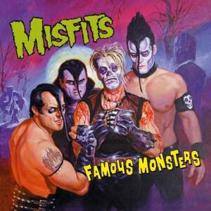 Famous Monster - Vinile LP di Misfits