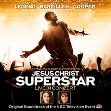 Jesus Christ Superstar. Live in Concert (Colonna Sonora) - Vinile LP