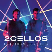Let There Be Cello (Limited Coloured Vinyl) - Vinile LP di 2Cellos