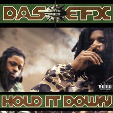 Hold it Down (180 gr. Coloured Vinyl) - Vinile LP di Das EFX
