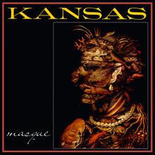 Masque (Limited 180 gr. Transparent Red Coloured Vinyl Edition) - Vinile LP di Kansas