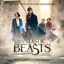 Fantastic Beasts and Where to Find Them (Colonna Sonora) (Smoke Coloured Vinyl) - Vinile LP