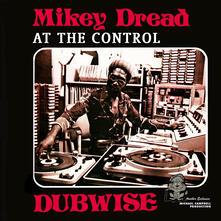 At the Control Dubwise (180 gr. Transparent Red Coloured Vinyl) - Vinile LP di Mikey Dread