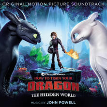 How to Train Our Dragon 3 (Colonna Sonora) (Dragon Green Coloured Vinyl) - Vinile LP