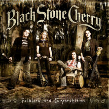 Folklore and Superstition (180 gr. Gold and Black Mixed Coloured Vinyl) - Vinile LP di Black Stone Cherry