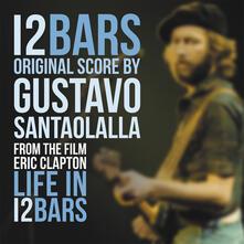 12 Bars (180 gr. Transparent Blue Vinyl) - Vinile LP