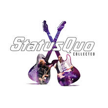 Collected (White Coloured Vinyl) - Vinile LP di Status Quo