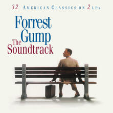Forrest Gump (Red & Transparent Blue Vinyl) (Colonna Sonora) - Vinile LP