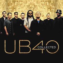 Collected (180 gr. Gold Coloured Vinyl) - Vinile LP di UB40