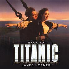 Back to Titanic (Purple Coloured Vinyl) (Colonna Sonora) - Vinile LP