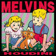 Houdini (Limited 180 gr. Silver Coloured Vinyl Edition) - Vinile LP di Melvins