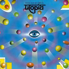 Utopia (Blue Marbled Vinyl) - Vinile LP di Todd Rundgren's Utopia