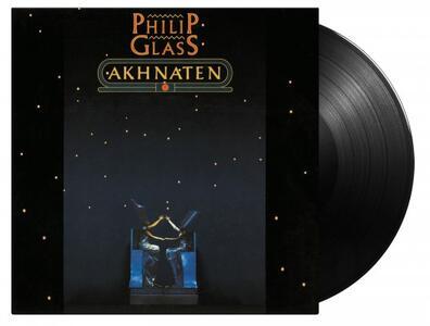 Vinile Akhnaten (Vinyl Box Set) Philip Glass