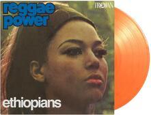Reggae Power (Coloured Vinyl) - Vinile LP di Ethiopians