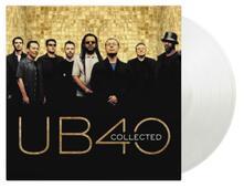 Collected (Transparent Vinyl) - Vinile LP di UB40