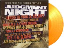 Judgement Night (Colonna sonora) (Coloured Vinyl) - Vinile LP