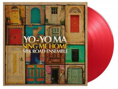 Vinile Sing Me Home (Coloured Vinyl) Yo-Yo Ma Silk Road Ensemble