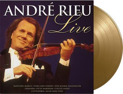 Vinile Live (Coloured Vinyl) André Rieu