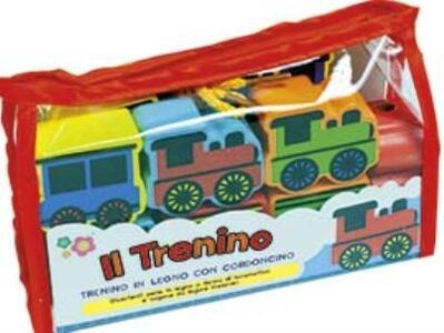 Il trenino 14 pezzi - 2