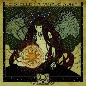 Le stelle. A Voyage Adrift - Vinile LP di Incoming Cerebral Overdrive