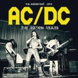 The Rockin Years - Vinile LP di AC/DC