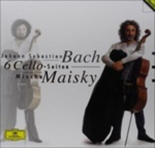 6 Suites per violoncello - Vinile LP di Johann Sebastian Bach