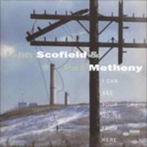 I Can See Your House from Here - Vinile LP di Pat Metheny,John Scofield