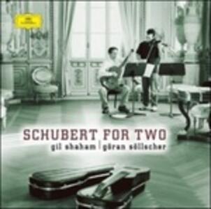 For Two - Vinile LP di Franz Schubert