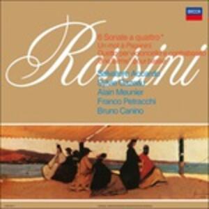 Sei sonate a quattro e altre opere - Vinile LP di Salvatore Accardo,Bruno Canino