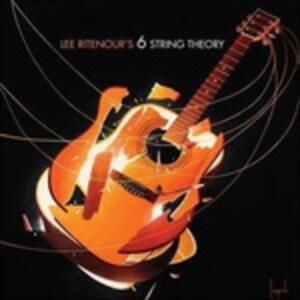 6 String Theory - Vinile LP di Lee Ritenour