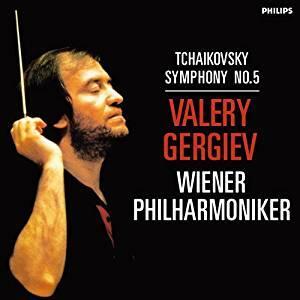 Sinfonia n.5 - Vinile LP di Pyotr Il'yich Tchaikovsky,Valery Gergiev,Wiener Philharmoniker