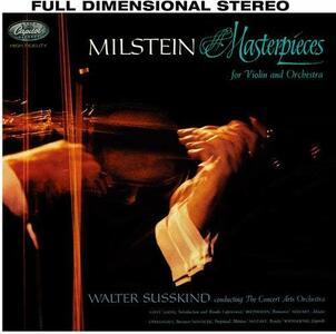 Masterpieces - Vinile LP di Nathan Milstein