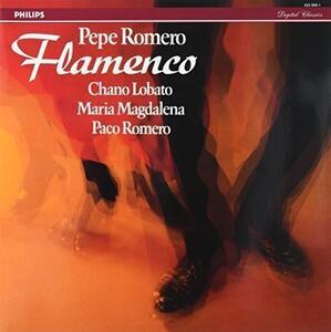 Flamenco - Vinile LP di Pepe Romero