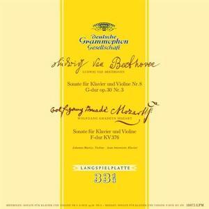 Sonate per violino e pianoforte - Vinile LP di Ludwig van Beethoven,Wolfgang Amadeus Mozart