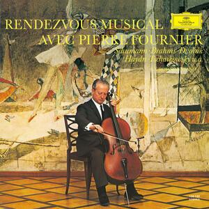 Rendezvous Musical Avec Fournier - Vinile 7'' di Pierre Fournier