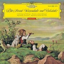 Wiegenlieder und Volksliede - Vinile LP di Rita Streich