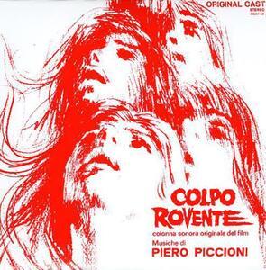 Colpo Rovente (Colonna Sonora) - Vinile LP di Piero Piccioni