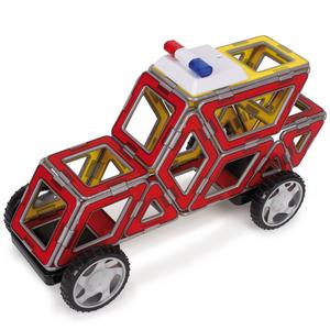 Giocattolo Magformers Mezzi di Emergenza Magformers 0
