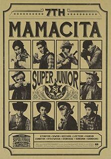 Mamacita vol.7 - CD Audio di Super Junior