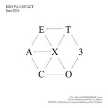 Ex'Act vol.3 (Import) - CD Audio di Exo