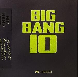 Bigbang 10 - Vinile LP di Bigbang