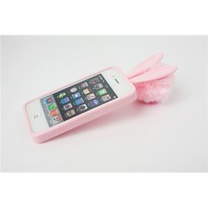 Rabito iPhone One 5 Baby Pink cover - 2