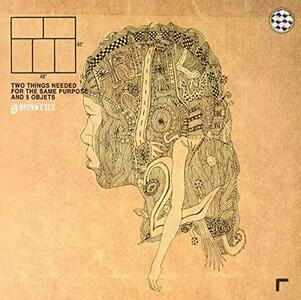 Vol.3 Two Things Needed for the Same Purpose & 5 Objects - Vinile LP di Brown Eyes