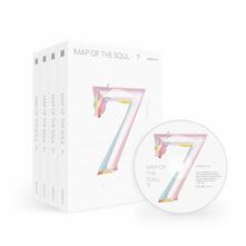 Map of the Soul: 7 (Box Set with Gadgets) - CD Audio di BTS
