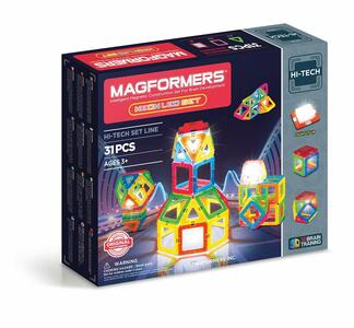 Magformers. Magformers Neon Led - 9