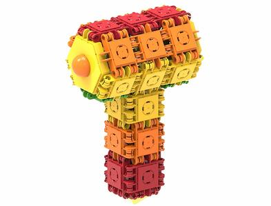 Clicformers. Clicformers 70 Pezzi - 15