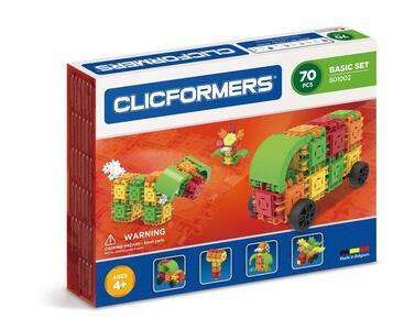 Clicformers. Clicformers 70 Pezzi - 9